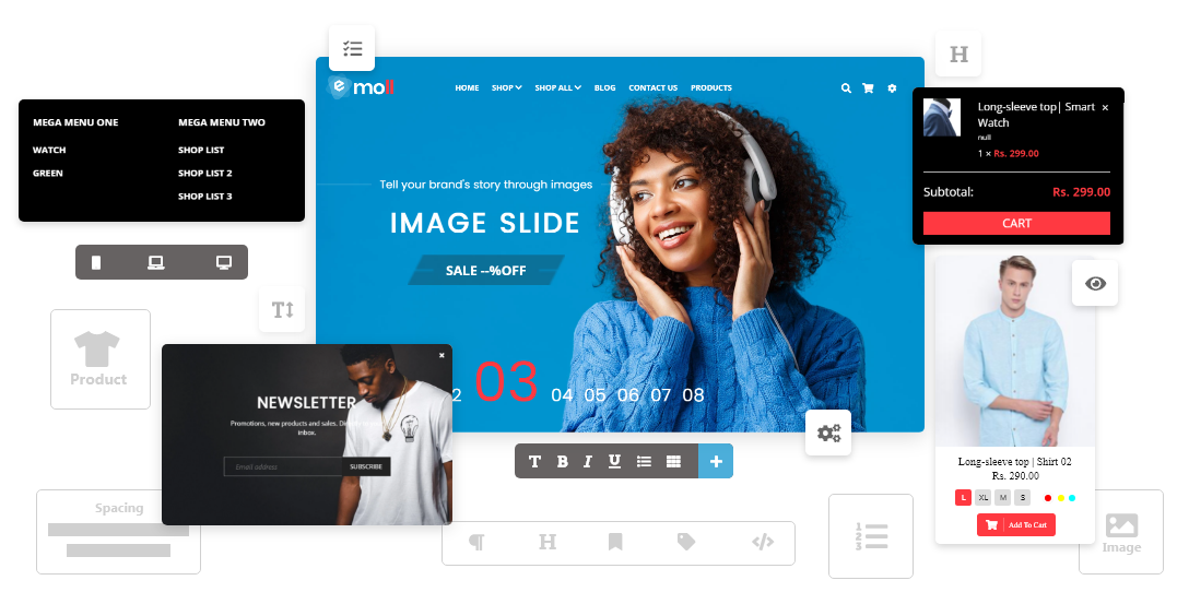 Best Shopify Theme Store